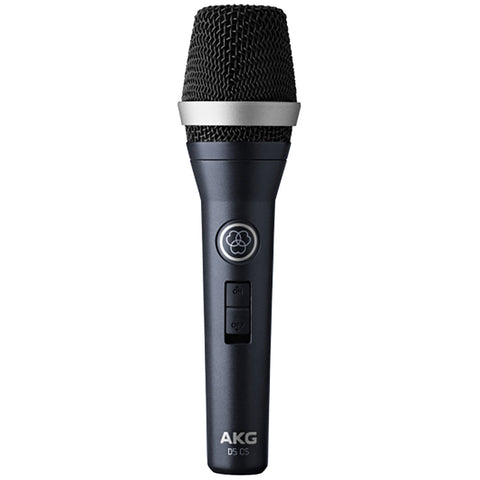 AKG D5CS Professional Dynamic Vocal Microphone