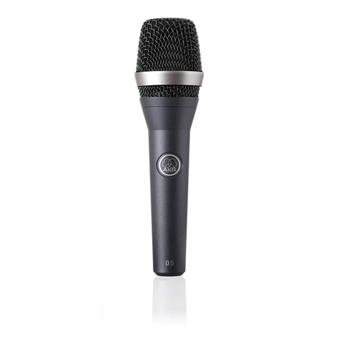 AKG D5 Dynamic S.Cardioid Vocal Microphone