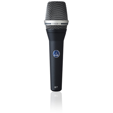 AKG D7 Dynamic Reference Microphone