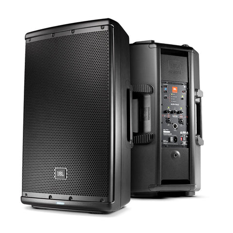 "JBL EON612 1000W Powered 12"" 2-Way Loudspeaker Each"