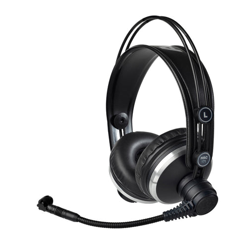 AKG HSC171 Commentary/Gaming/Announcing Headset