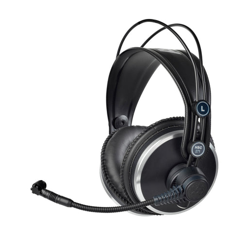 AKG HSC271 Professional Commentary/Gaming/Announcing Headset