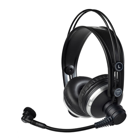 AKG HSD171 Live Commentary/Gaming/Announcing Headset