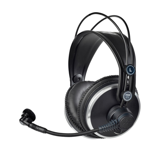 AKG HSD271 Professional Commentary/Gaming/Announcing Headset