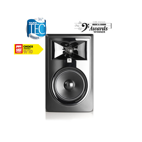"JBL 306P MKII 6"" 2-Way Powered Studio Monitor (Each)"