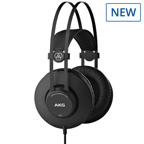 AKG K52 Pro Closed-back Headphones