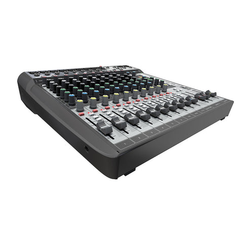 SOUNDCRAFT SIGNATURE12MTK Multi-Track 12 Input Console with Multichannel USB
