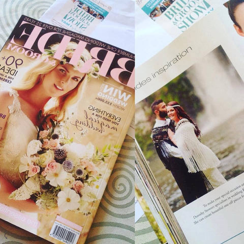 Bride and Groom Magazine 2016