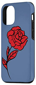 iPhone Genuine By Anthony Valentines Red Rose Case - Genuine By Anthony