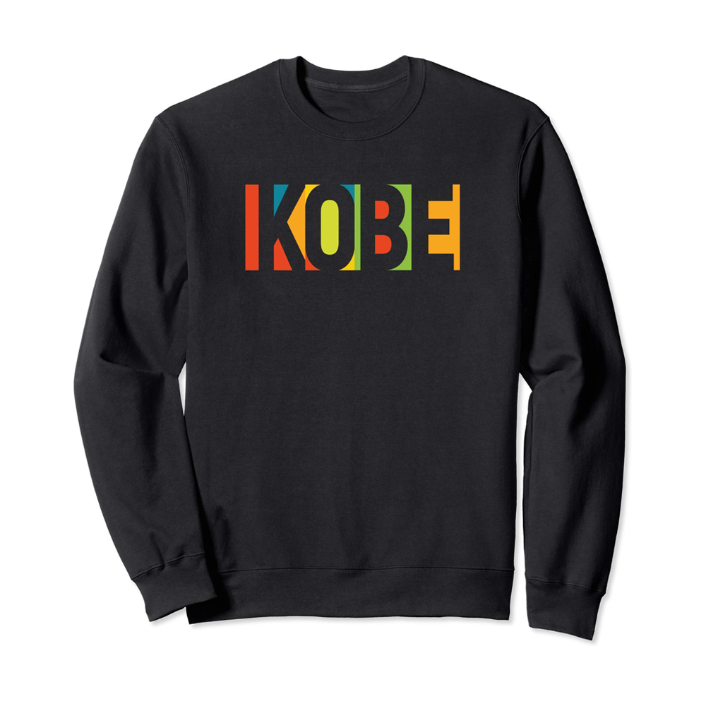 Genuine By Anthony Kobe Bryant Legend Sweatshirt