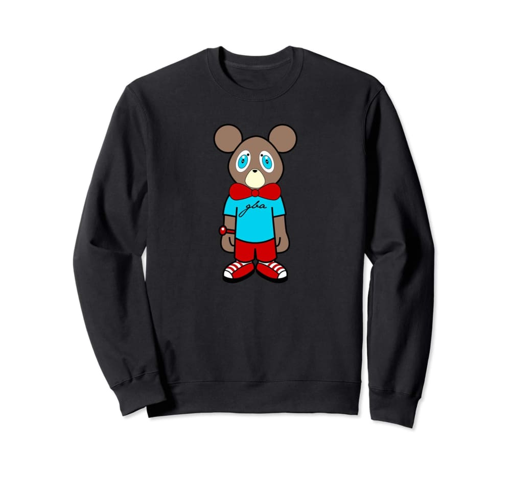 Genuine By Anthony Sir Teddy Sweatshirt