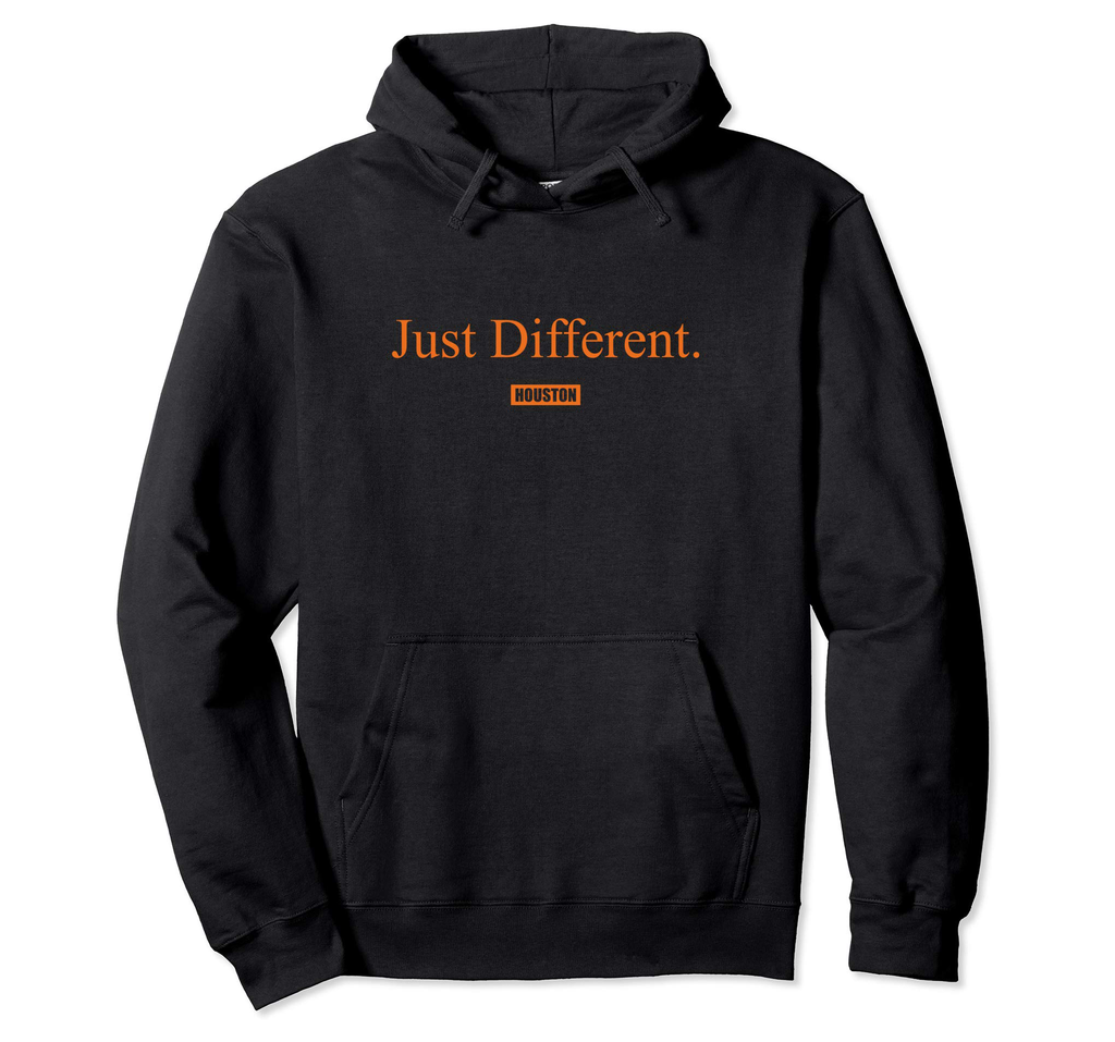 Genuine By Anthony Just Different Houston Hoodie
