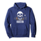 Genuine By Anthony Gold Tooth Houston Skully Pullover Hoodie - Genuine By Anthony