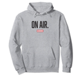 Genuine By Anthony On Air Hoodie - Genuine By Anthony