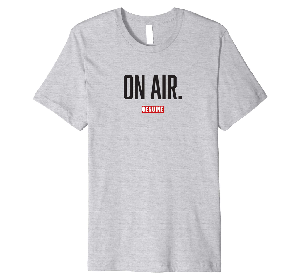 Genuine By Anthony On Air Tshirt