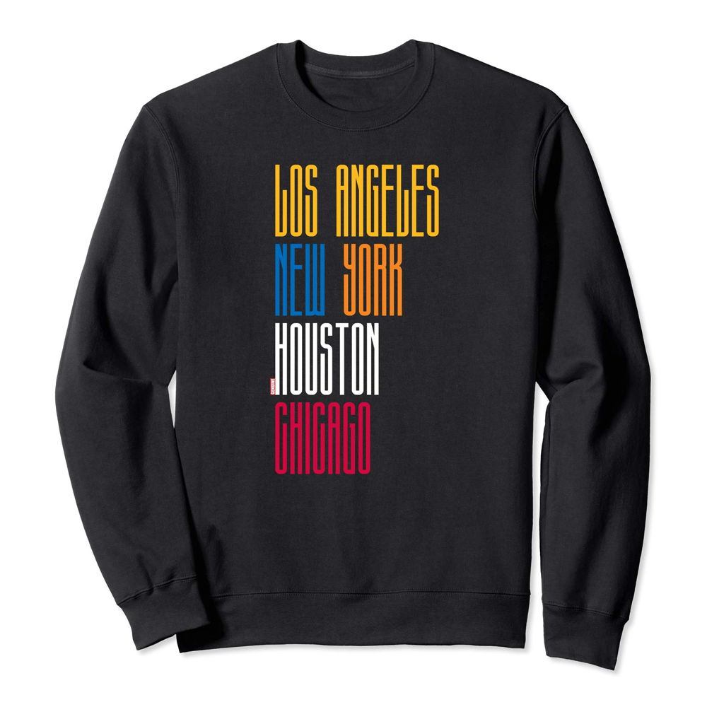 Genuine By Anthony Claim Your City Sweatshirt
