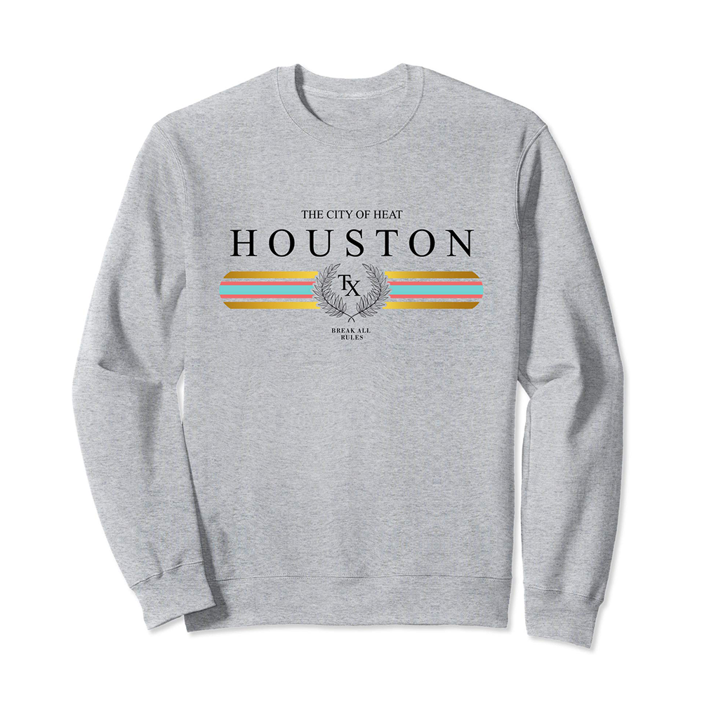 Genuine By Anthony Houston Heat Sweatshirt