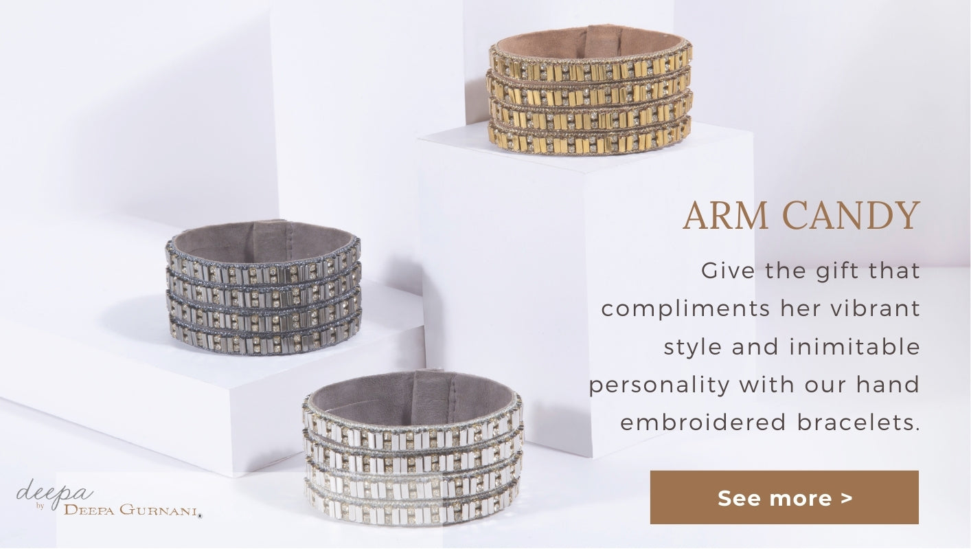 Bracelets for holiday gifting