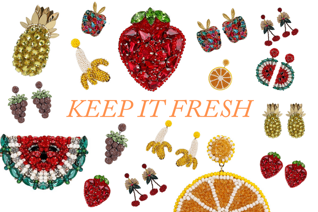Deepa Gurnani Fruit Collection