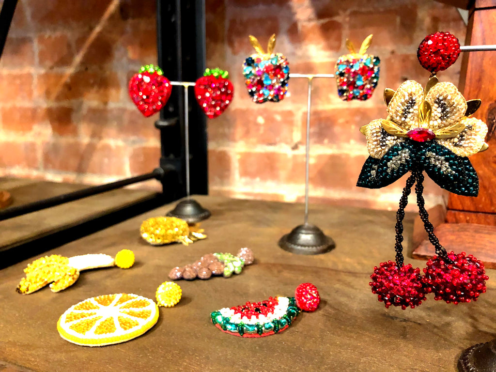 Deepa Gurnani Luxe Fruit Collection
