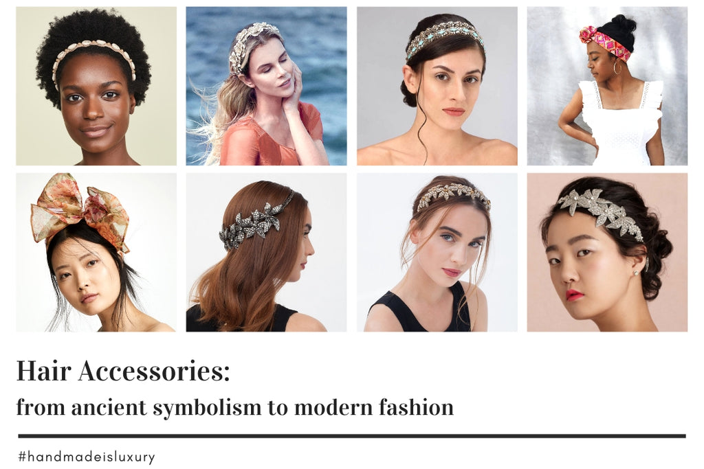 A history of hair accessories