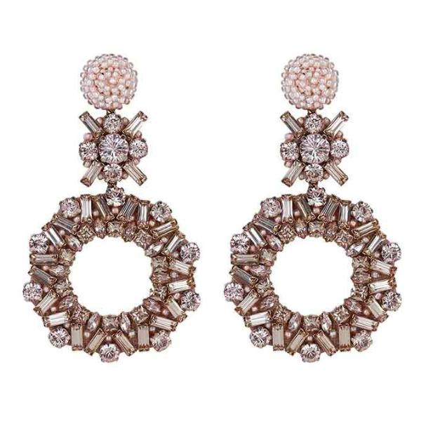 Deepa by Deepa Gurnani Handmade Melissa Earrings