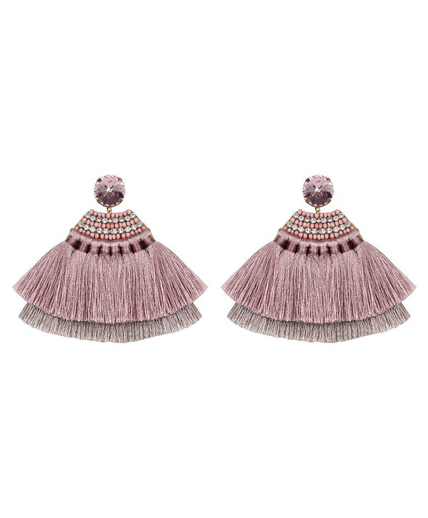 Deepa by Deepa Gurnani Handmade Morna Earrings