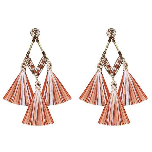 Deepa by Deepa Gurnani Handmade Xavi Earrings