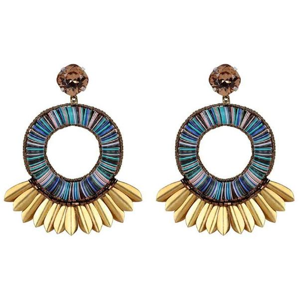 Deepa by Deepa Gurnani Handmade Danai Earrings