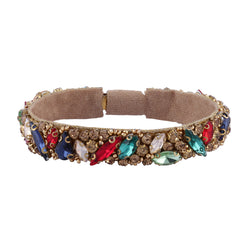 Deepa by Deepa Gurnani Handmade Avalon Cuff Multi Color