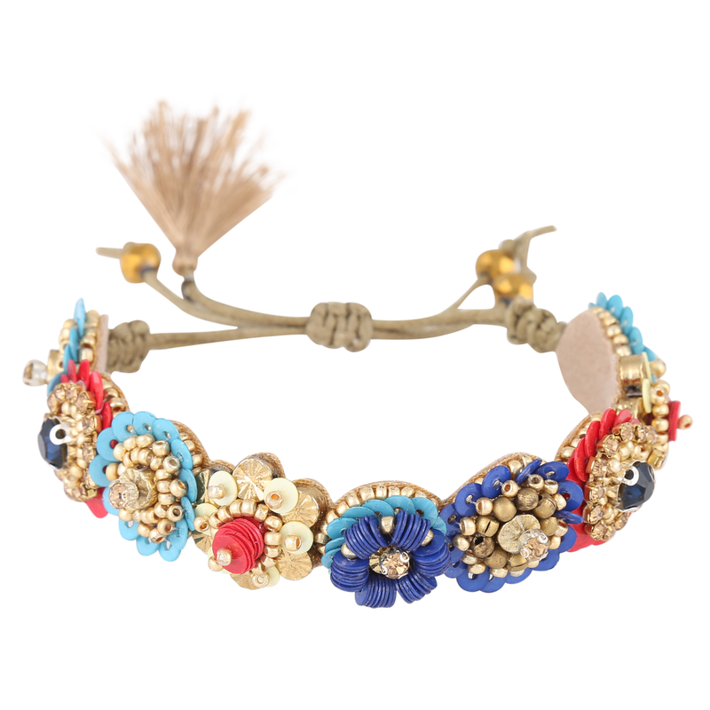Deepa by Deepa Gurnani Cherise Bracelet Multi Color