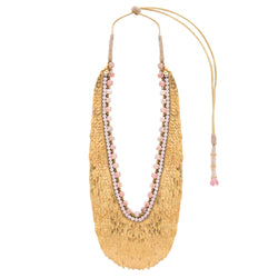 Deepa Gurnani Handmade Blythe Luxe Statement Necklace