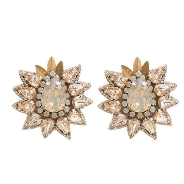 Sachi Clip Earrings