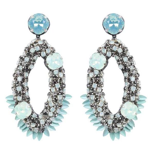 Deepa by Deepa Gurnani Handmade Lindsey Earrings