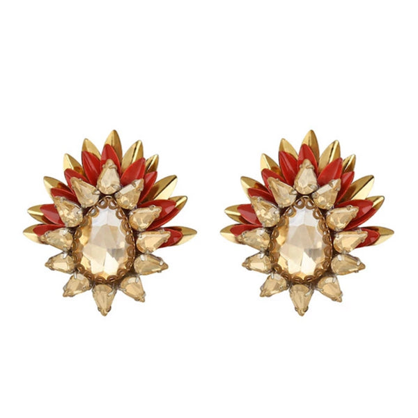 Shelissa Clip-On Earrings