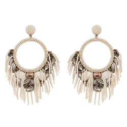 Deepa by Deepa Gurnani Handmade Leilani Earrings