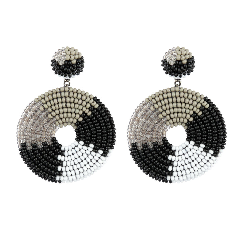 Deepa by Deepa Gurnani Baylee Earrings Gun