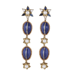 Deepa by Deepa Gurnani Handmade Aliana Earrings