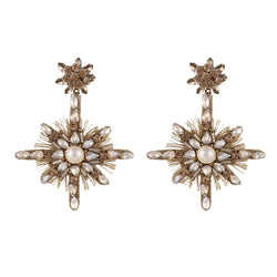 Deepa by Deepa Gurnani Handmade Lina Earrings