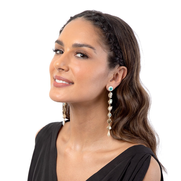 Nikkie Earrings are designed for every day wear