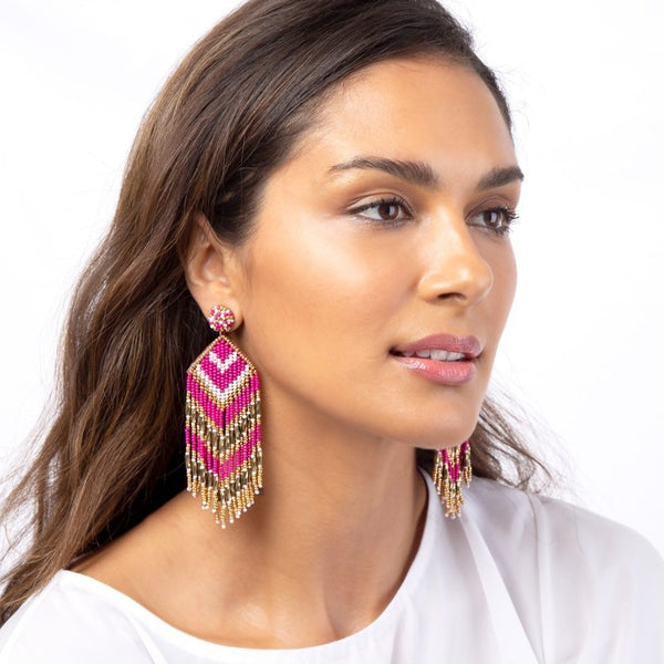 What's not to love about our Franny Earrings?