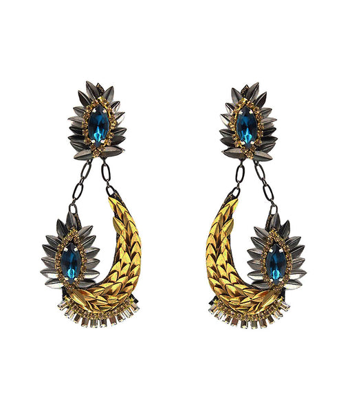Erté Earrings