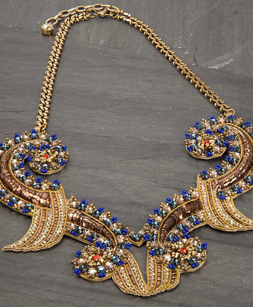 Erté Necklace