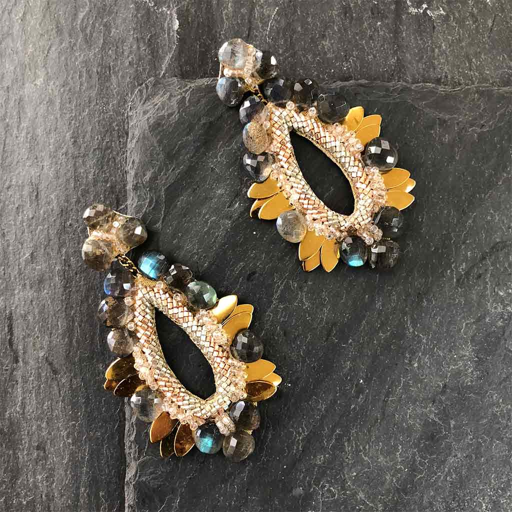 Rilletta Earrings