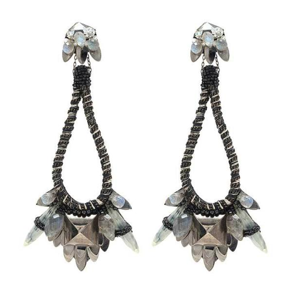 Deepa Gurnani Handmade Emmalee Luxe Earrings
