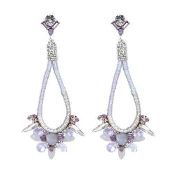 Deepa Gurnani Handmade Paitlyn Earrings