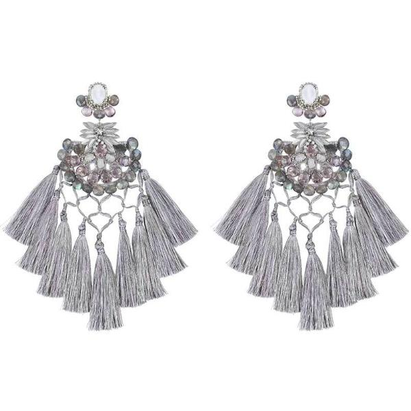 Deepa Gurnani Handmade Faye Earrings
