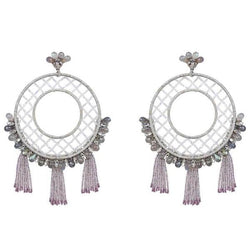 Deepa Gurnani Handmade Gracelyn Luxe Earrings
