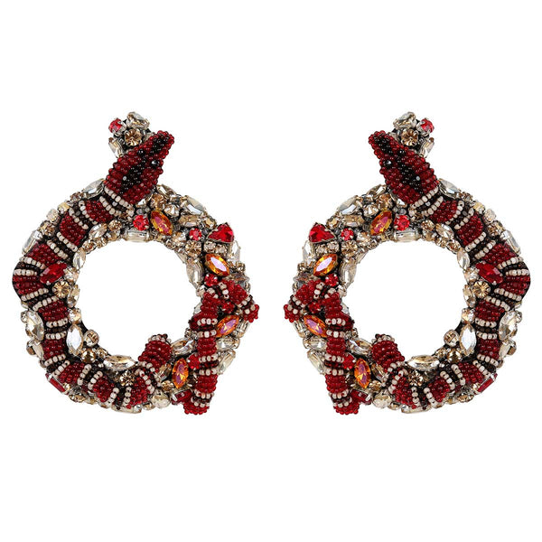 Deepa Gurnani Handmade Jayda Earrings