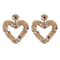 Deepa Gurnani Handmade Juliette Earrings